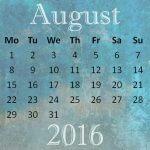 ACW Calendar