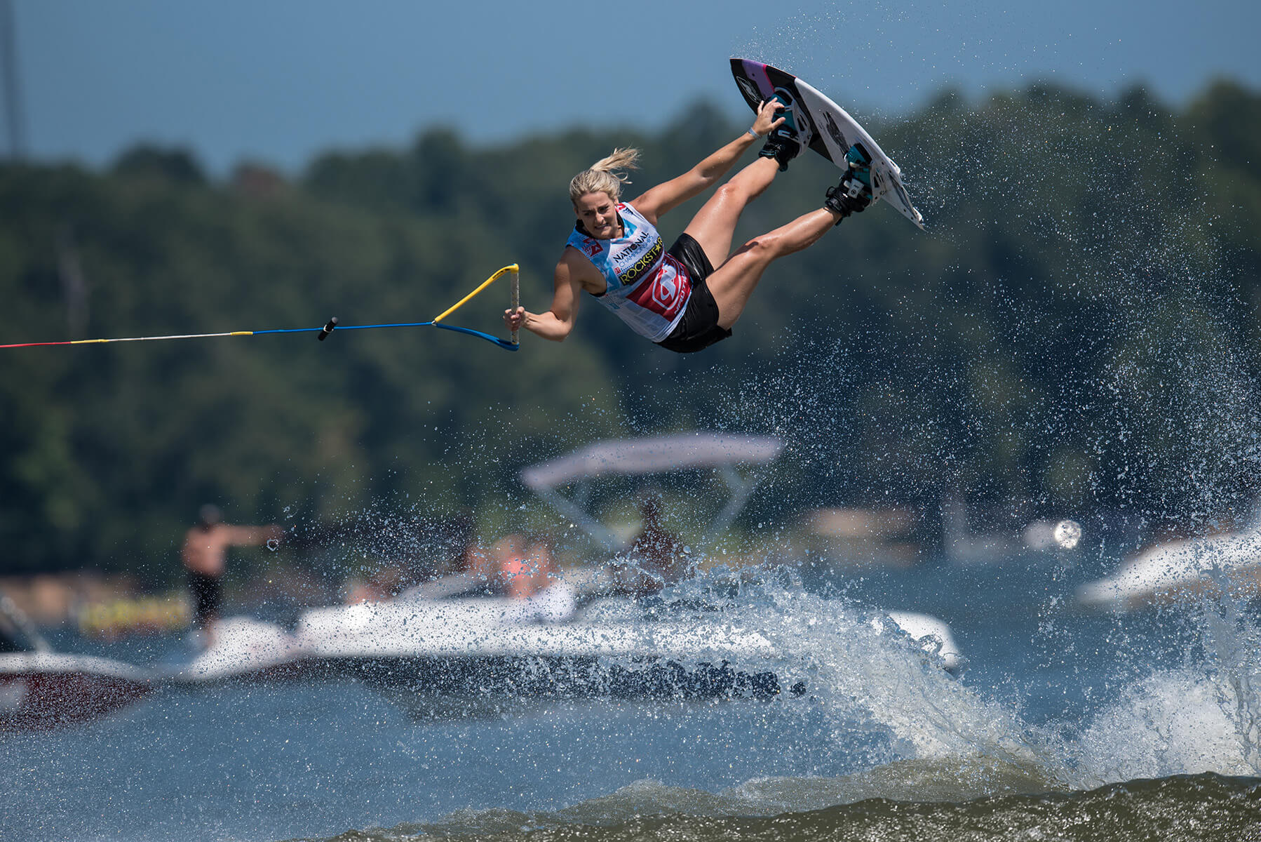 Acworth Hosts National Wakeboard Championship