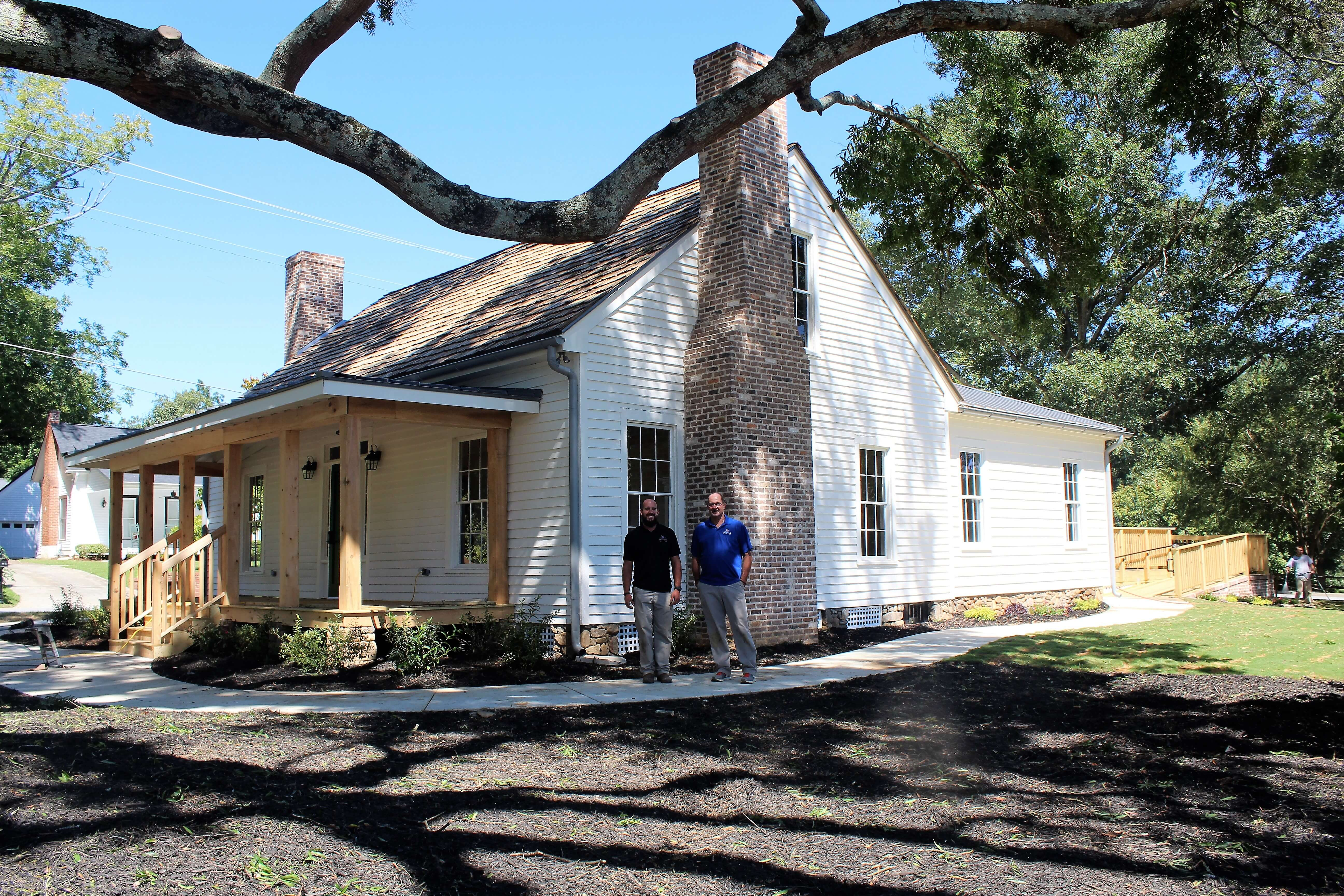 The Farm House at Logan Farm Park