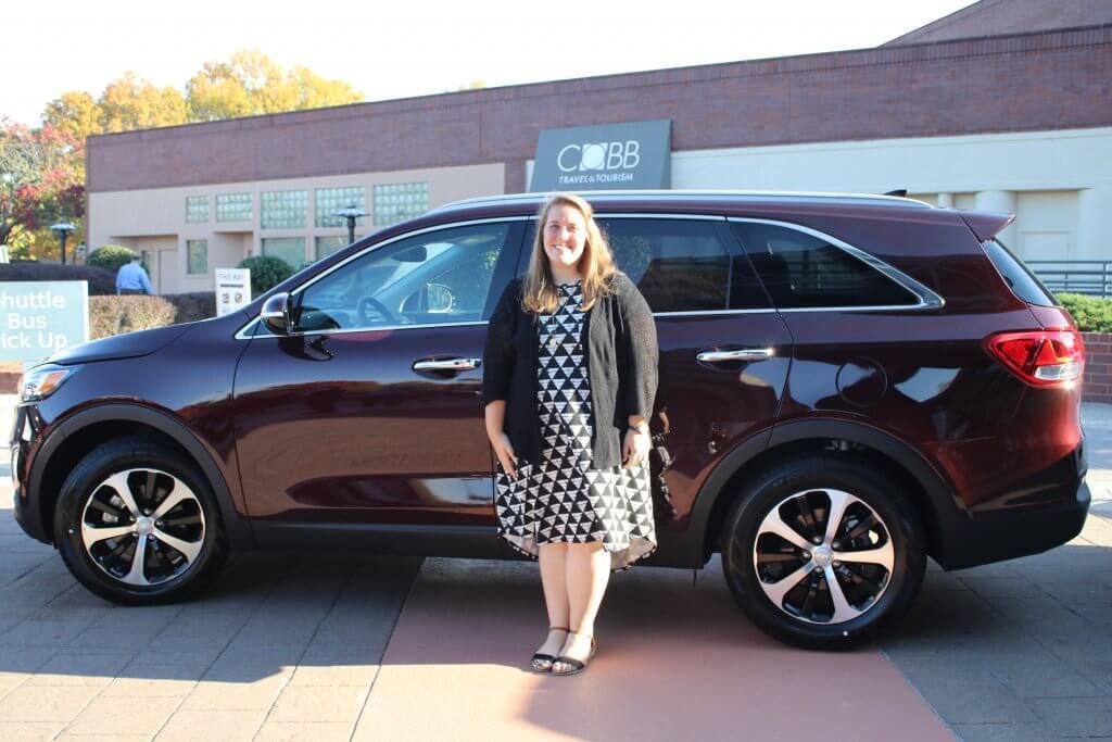 Around Acworth Cobb S Top Teachers Get New Cars Acworth Ga