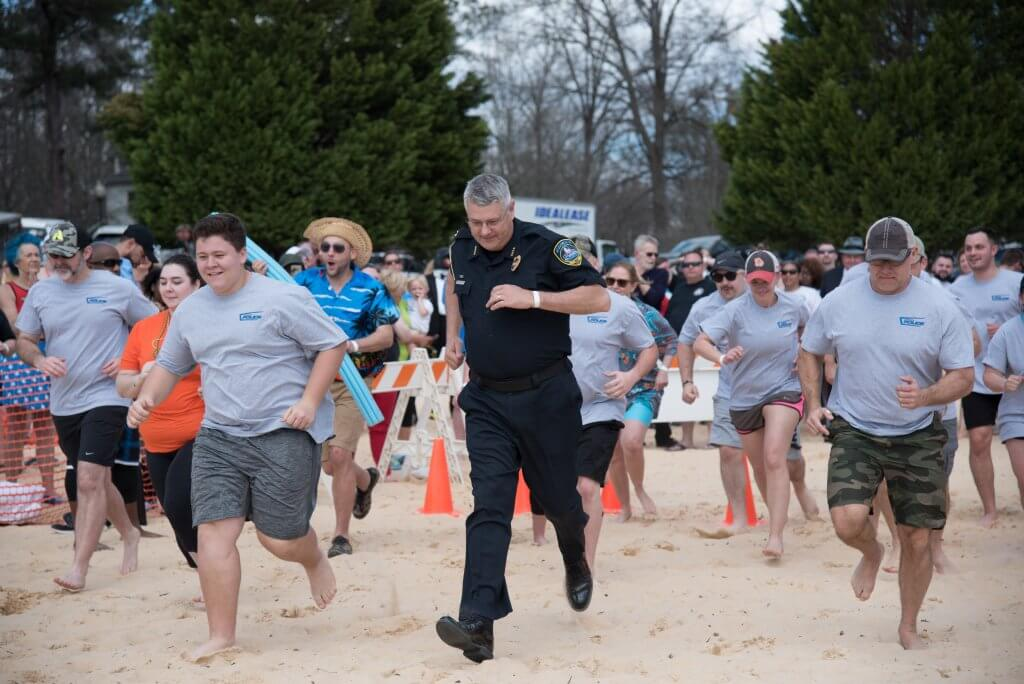 Polar Plunge 2018 Around Acworth