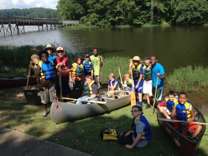 Camp Acworth Canoe Group