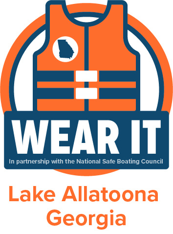 Lake Allatoona water safety Around Acworth