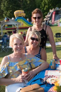 BBQ Festival Around Acworth
