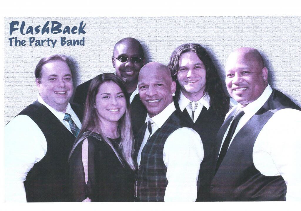 Around Acworth FlashBack party band