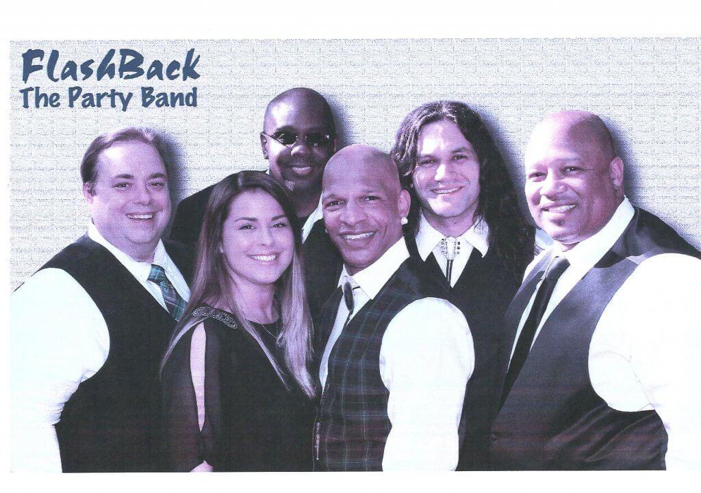 Around Acworth FlashBack party band