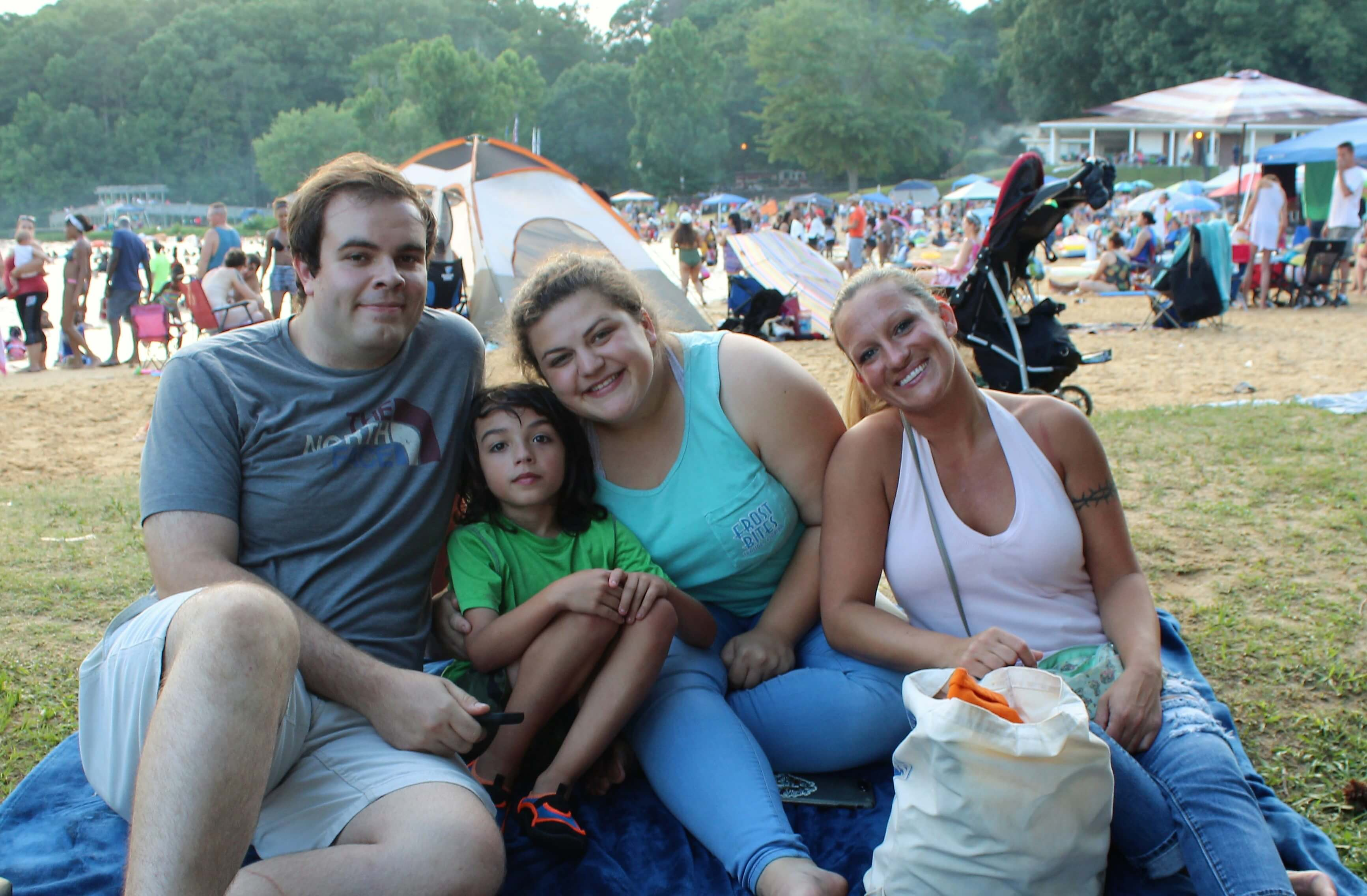 July 4 Concert and Fireworks