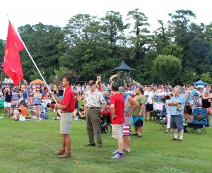 July 4th Around Acworth