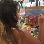 Creating Art: Impressionistic Oil Painting Workshop