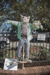 Scarecrow Parade Around Acworth