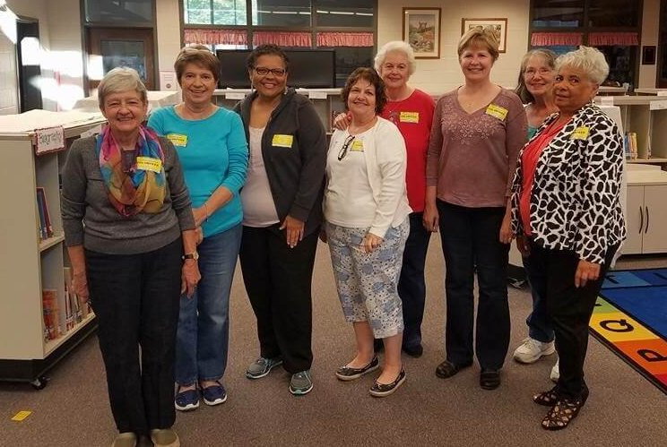 McCall Monarch volunteers around acworth