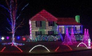 Smoot Lights for Lupus christmas lights around acworth