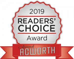 Around Acworth Readers Choice RC Awards Logo - AA 2019