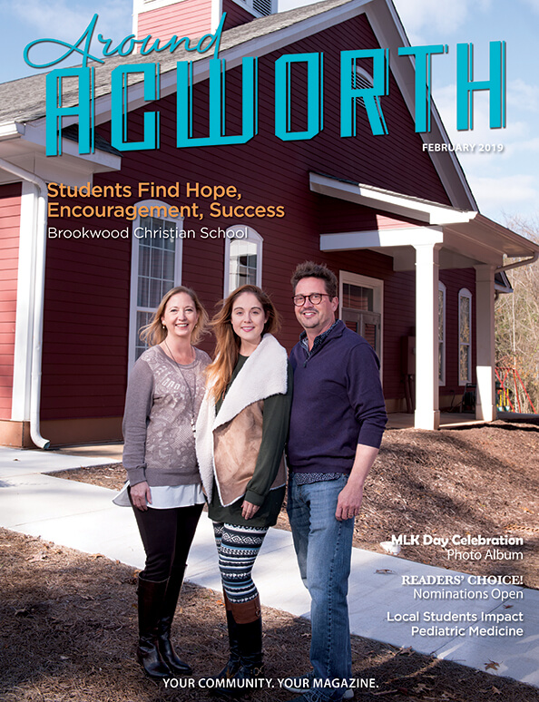 around acworth cover
