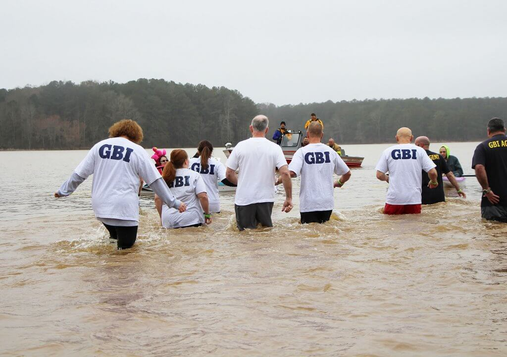 Around Acworth Polar Plunge Lake Allatoona