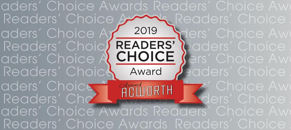 2019 Around Acworth Readers' Choice Winners