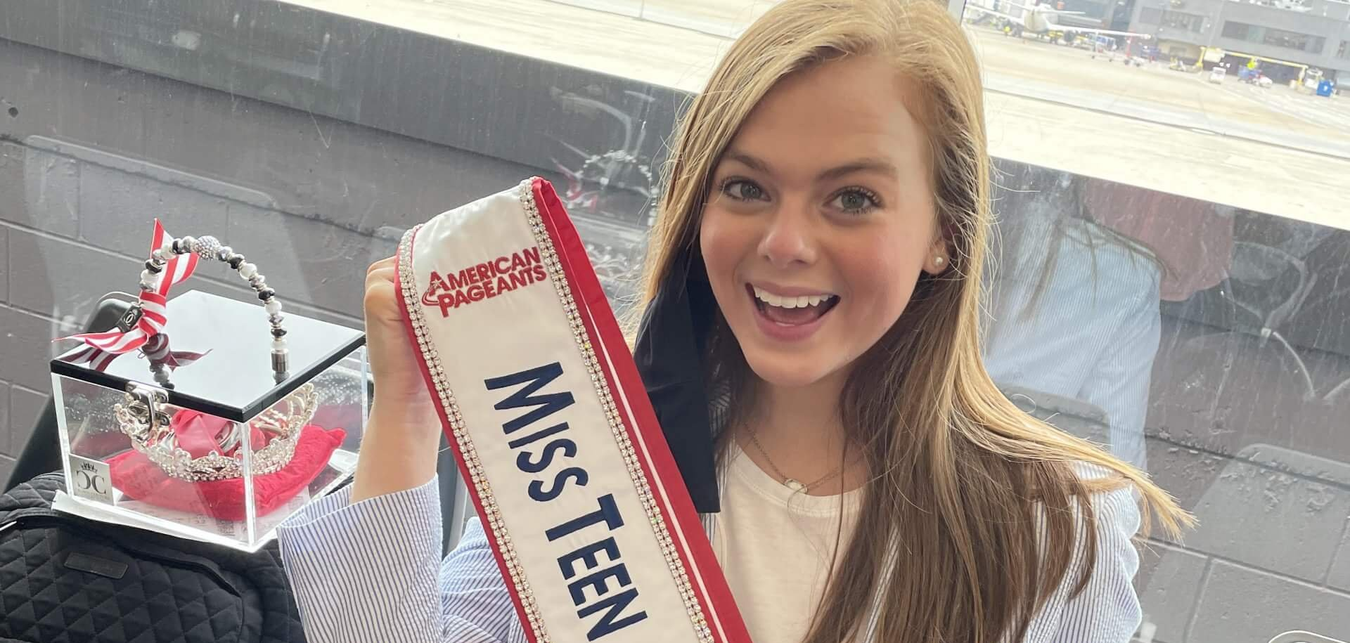 Acworth Teen's Reign Has Been a Busy One